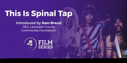 RR|FF Film Series: This Is Spinal Tap