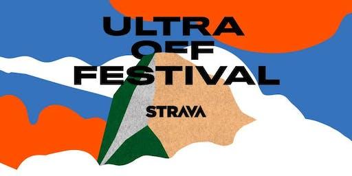 Dans la tête d'un coureur podcast recording - Ultra Off Festival