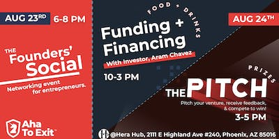 Funding, Financing & The Pitch