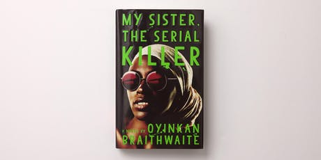 My Lit Box Book Club - My Sister, the Serial Killer tickets