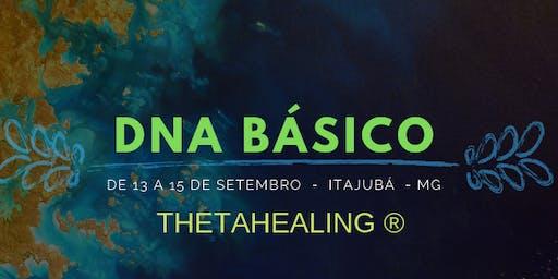 CURSO DNA BÁSICO  - INTRODUÇÃO AO THETAHEALING®