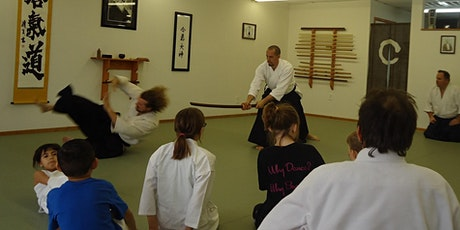 FREE Aikido Introductory Class tickets