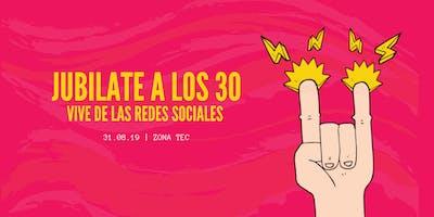 WORKSHOP / VIVE DE LAS REDES SOCIALES