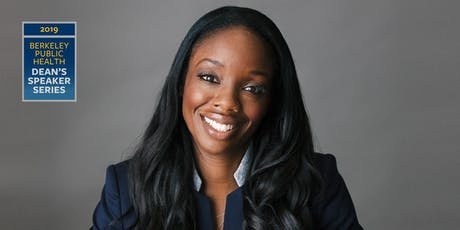 A Conversation with California's First Surgeon General Nadine Burke Harris tickets