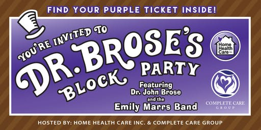 3rd Annual Dr. Brose's Block Party