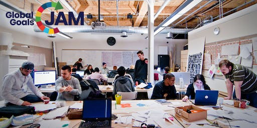 Designing for Climate Change & Clean Water   Global Goals Jam
