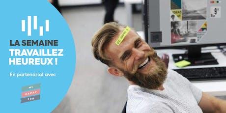 L'injonction au bonheur au travail : et si nous revenions aux fondamentaux ? billets