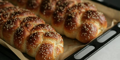 Braiding Community:  The Greenwich Challah Bake