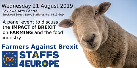Farmers Against Brexit tickets