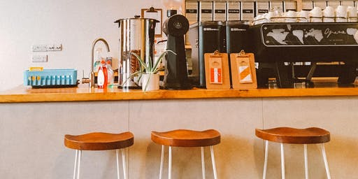 Coffee & Networking At Fussy