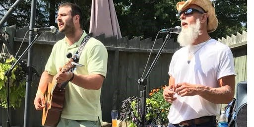 LIVE MUSIC - Bad Hat Daddy O's  1:30pm-4:30pm