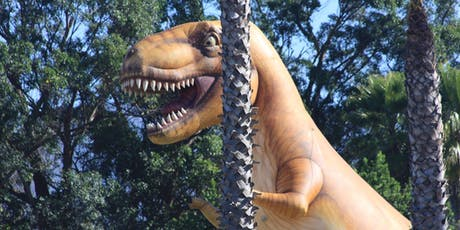 Jurassic Plant Tour Open House tickets
