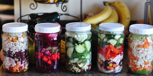 Learn the Art of  Fermentation !  Probiotics