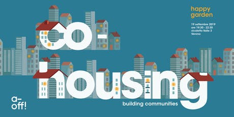 Co-housing: building communities biglietti