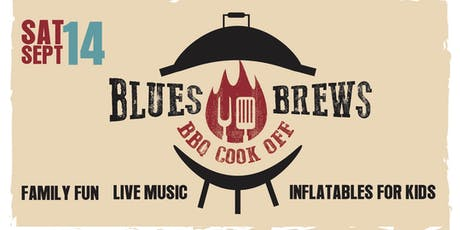 Blues, Brews, and BBQ + Competition tickets