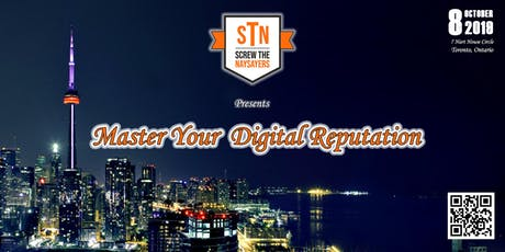 Master Your Digital Reputation: An Interactive Panel Discussion tickets