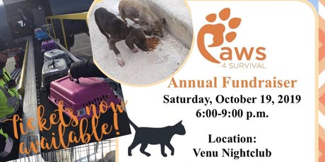 Paws4Survival 4th Annual Fundraiser tickets