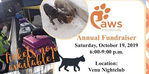 Paws4Survival 4th Annual Fundraiser