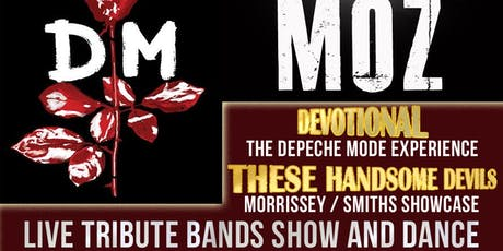 Depeche Mode and Morrissey Live Tribute Bands tickets