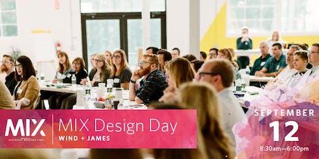 MIX | Design Day tickets