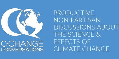 Free Conservation Conversation: Climate Change Primer with C-Change tickets