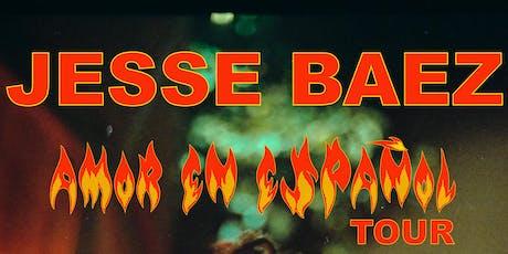 SOB's Presents: Jesse Baez - Amor en Espanol Tour tickets