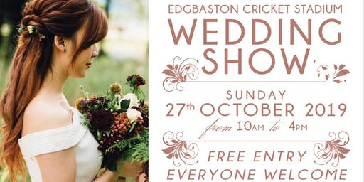 Edgbaston Cricket Stadium Wedding Show
