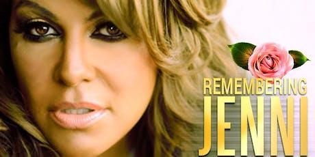 Jenni Rivera Live Tribute Show #1 in Nation tickets