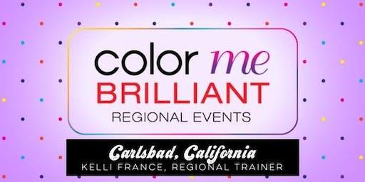 Color Me Brilliant- Carlsbad, CA
