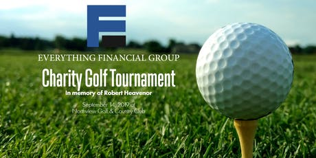 Everything Financial Charity Golf Tournament tickets