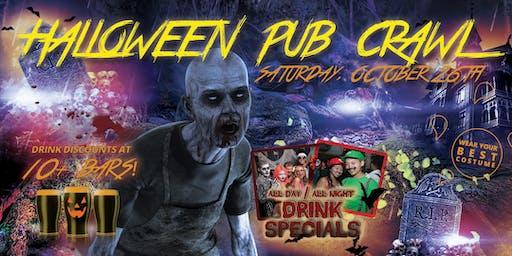 Los Angeles Zombie Crawl - Saturday Oct 26th