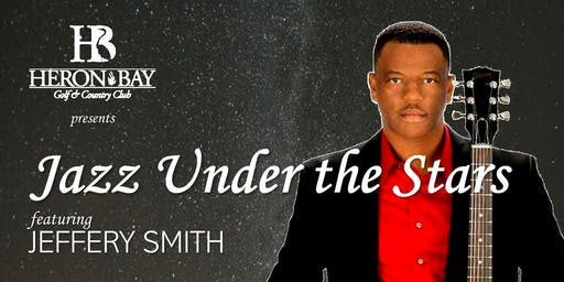 2019 Jazz Under the Stars at Lakefront Park featuring Jeffery Smith