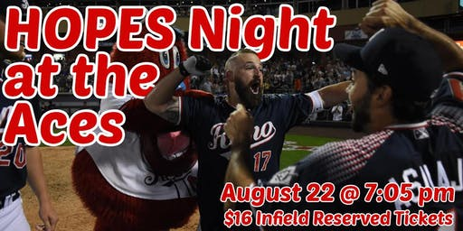 HOPES Night at the Aces