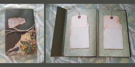 PERSONALIZED PENDAFLEX JOURNAL tickets