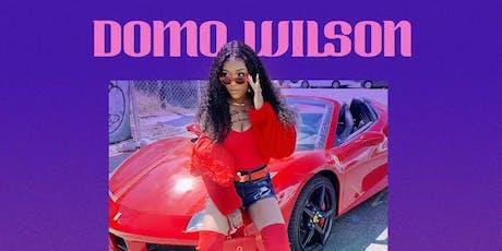 SOB's Presents: Domo Wilson tickets