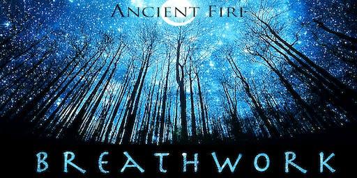 Breathwork at Ancient Fire