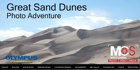 Great Sand Dunes Photo Adventure tickets