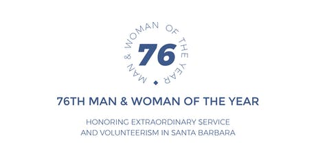 76th Man & Woman of the Year tickets