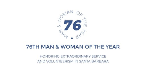 76th Man & Woman of the Year