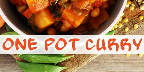 Free Cooking Class: One Pot Curry tickets