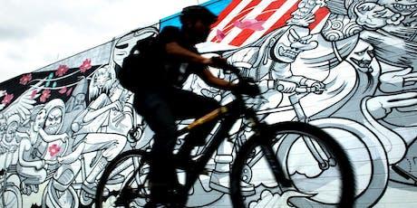 Hidden Murals of DC Bike Tour tickets