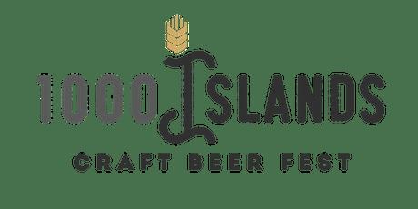 Oktoberfest - 1000 Islands Craft Beer Festival tickets