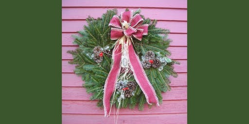 BALSAM WREATH MAKING WORKSHOP