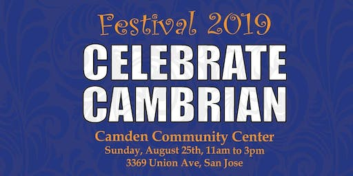 14th Annual Celebrate Cambrian Festival