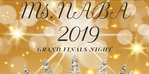 Ms NABA 2019
