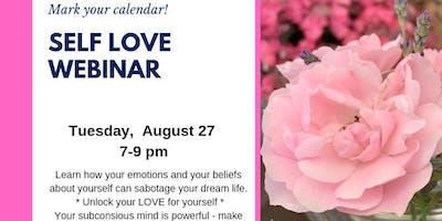 SELF Love - Webinar