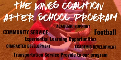 The Kings Coalition After School Program