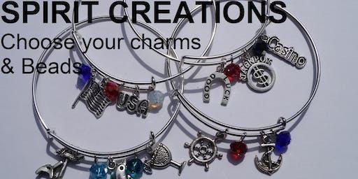 Charm Bracelet Make and Take Event