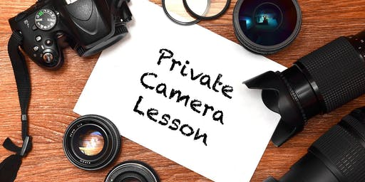 Private Photography and Camera Lessons in August