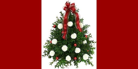 Holiday Boxwood Tree tickets